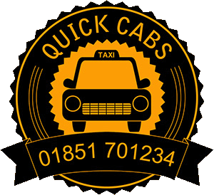Quick Cabs Stornoway Taxi